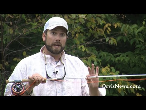ORVIS – Fly Casting Lessons – The Basic Fly Cast